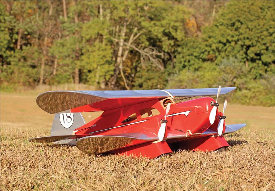 jungster plane pilot magazine
