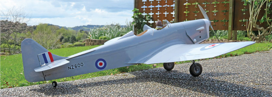 1//5 Scale Henschel HS-123 A-1 scratch build R//c Plane Plans 82 in wingspan