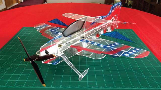 Model Aviation - July 2018 - sanctioned event calendar