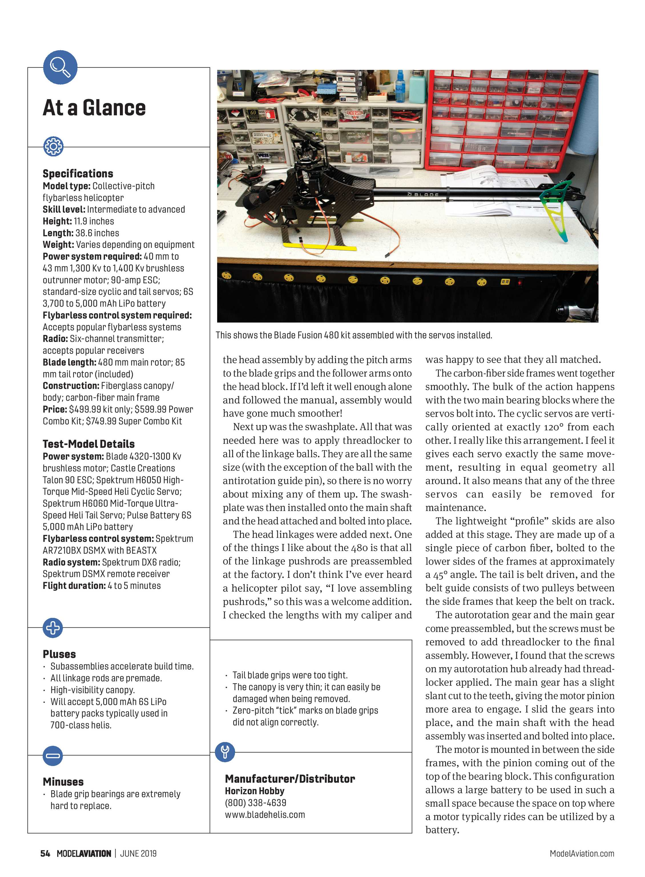 Model Aviation - June 2019 - page 53