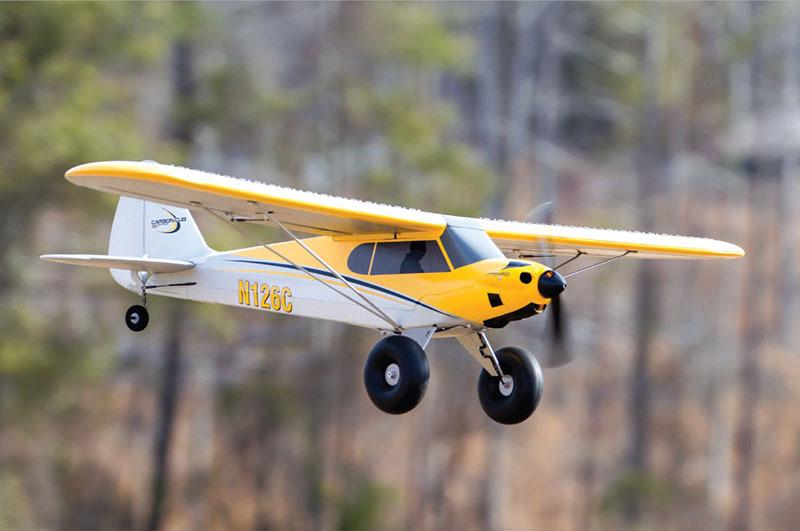 Model Aviation - May 2018 - Horizon Hobby Hobbyzone Carbon
