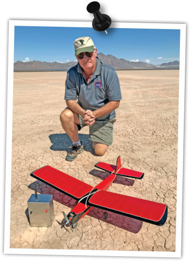 Model Aviation - November 2018 - A versatile trainer with a trio of