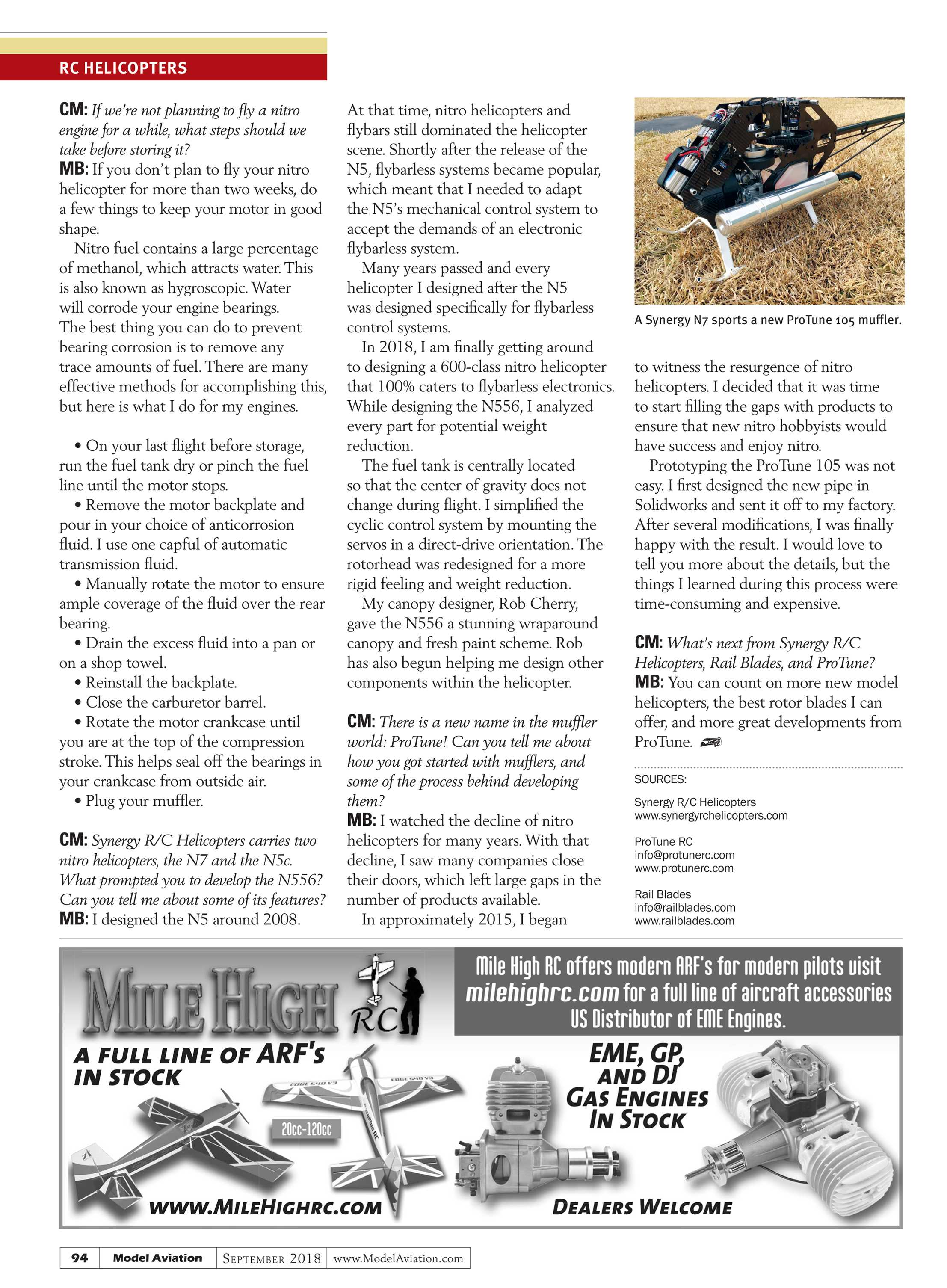 Model Aviation - September 2018 - page 95