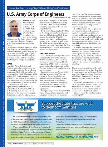 Model Aviation - September 2018 - page 132