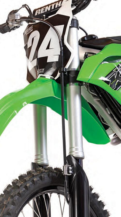 Motocross Action Magazine - December 2018 - MXA Race Test