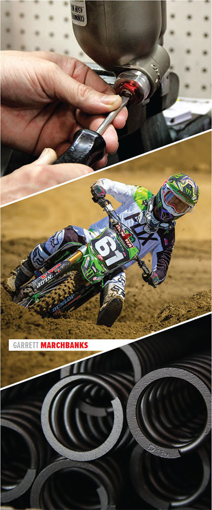 Motocross Action Magazine - February 2019 - Suspension Services