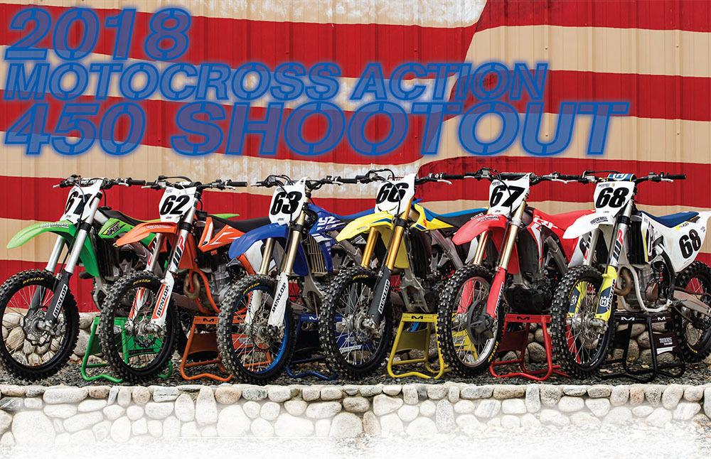 Motocross Action Magazine - January 2018 - 2018 Motocross