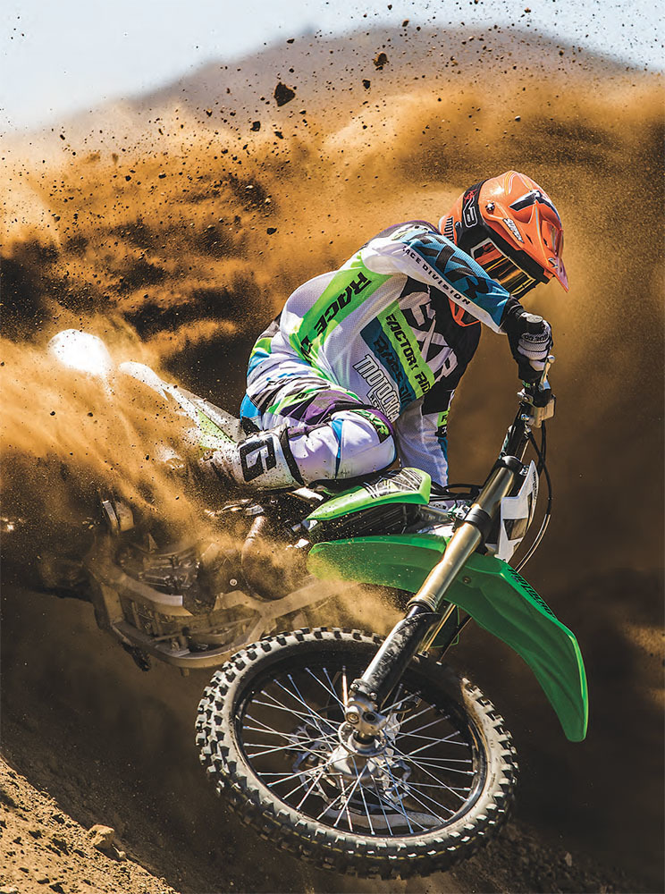 Motocross Action Magazine - January 2019 - Living With
