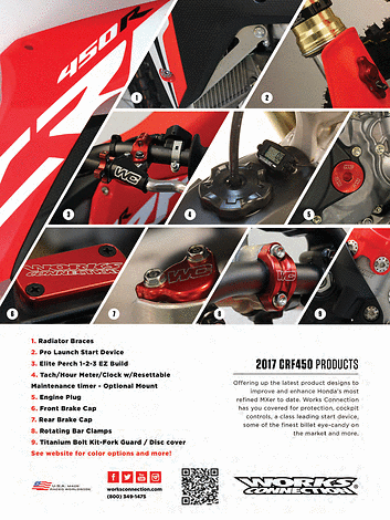 Motocross Action Magazine - May 2017 - Page 78-79