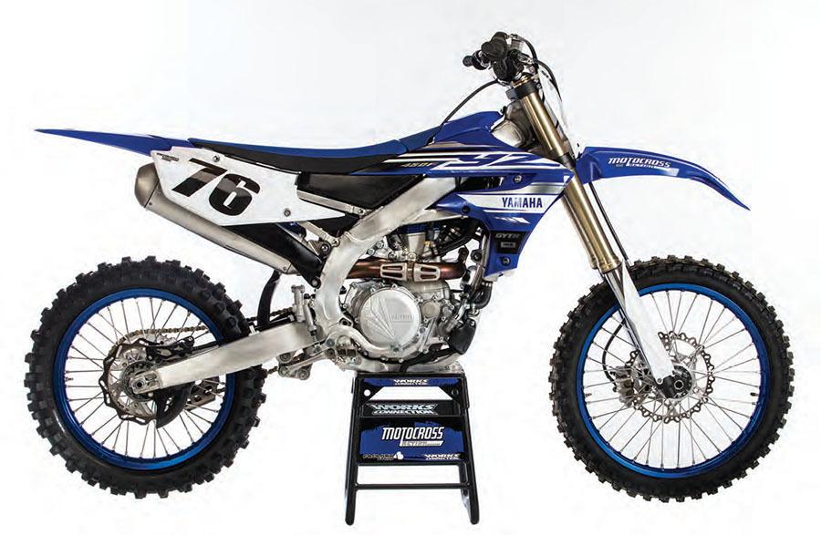 Motocross Action Magazine - October 2018 - MXA Race Test