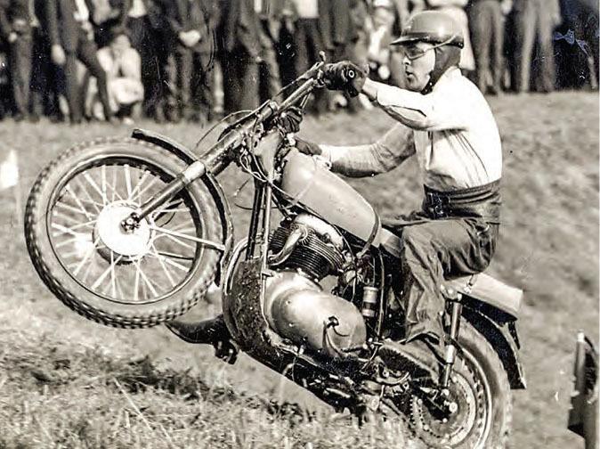 Motocross Action Magazine - October 2018 - Horst Leitner: The