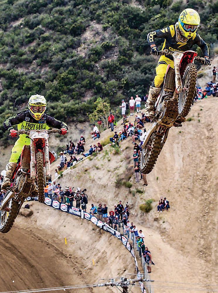 Motocross Action Magazine - September 2018 - MXA Race Test