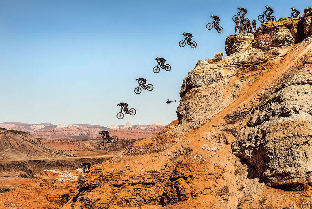 Red Bull Rampage >> Mountain Bike Action February 2019 Red Bull Rampage 2018
