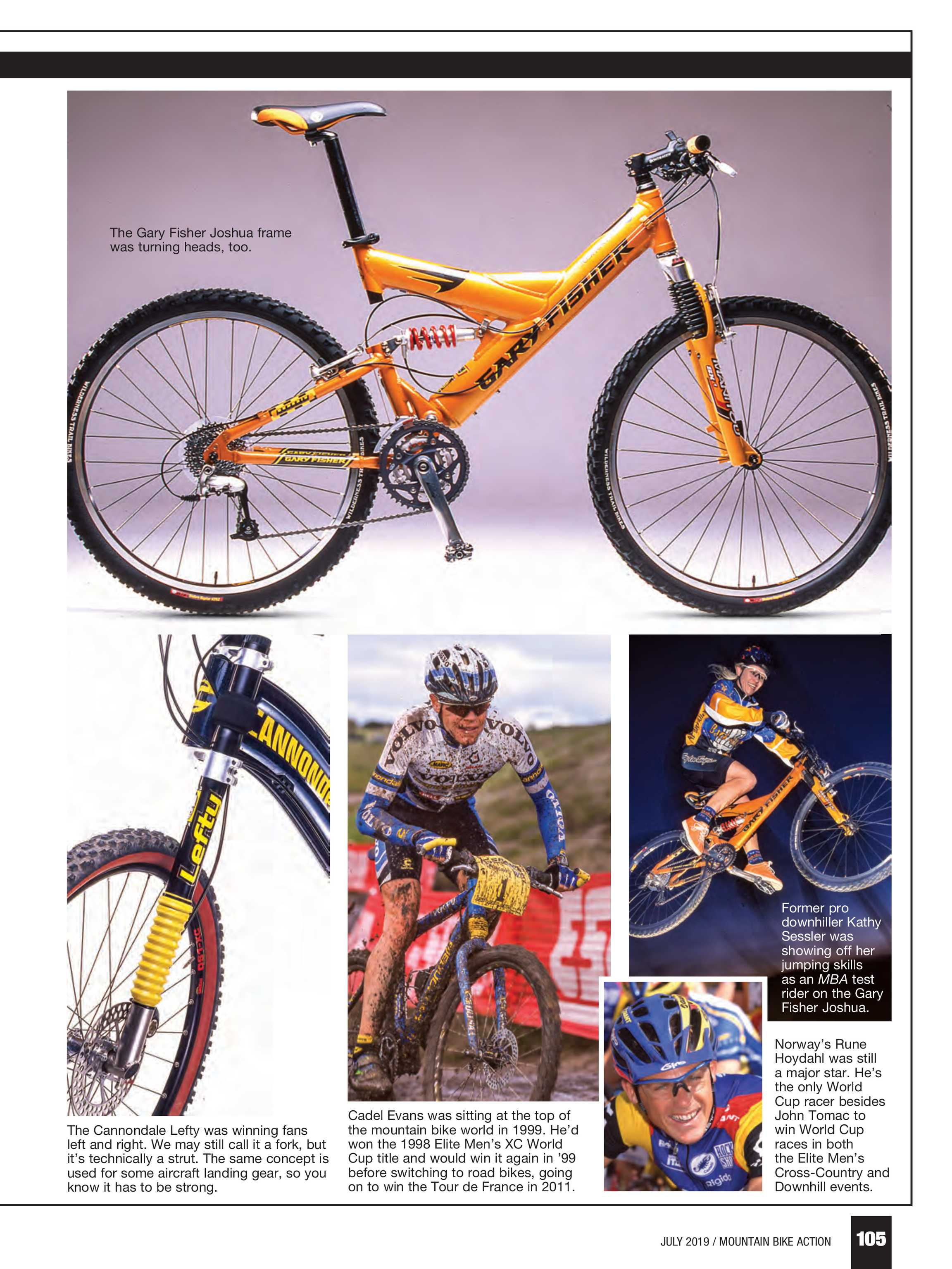 Mountain Bike Action - JULY 2019 - page 104