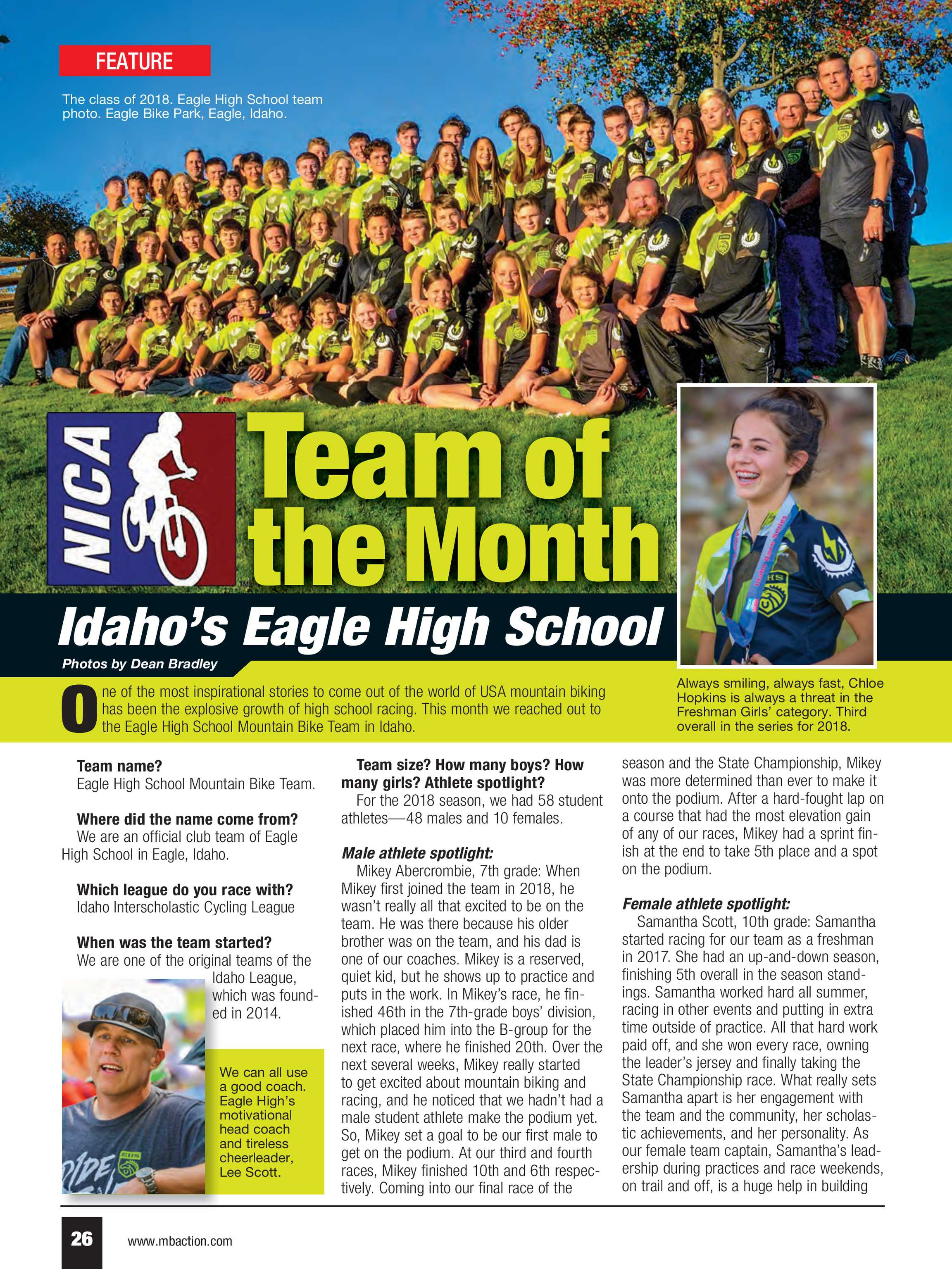 Mountain Bike Action - JUNE 2019 - page 26