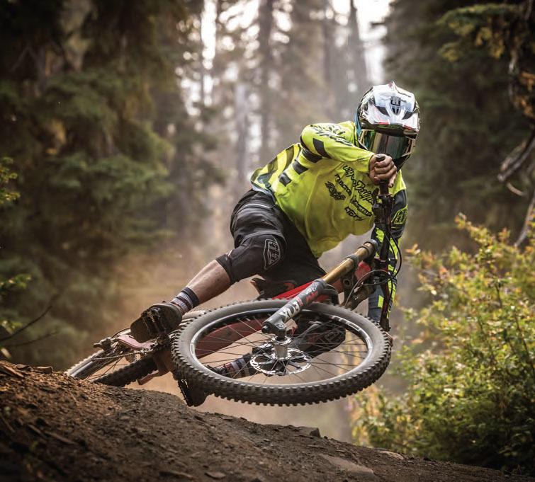 Mountain Bike Action - march 2019 - Mountain Bike Heaven