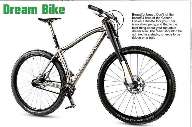 Mountain Bike Action - May 2014 - ROCKSHOX PIKE RCT3 FORK
