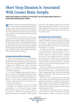 Neurology Reviews - August 2017 - Page 18-19