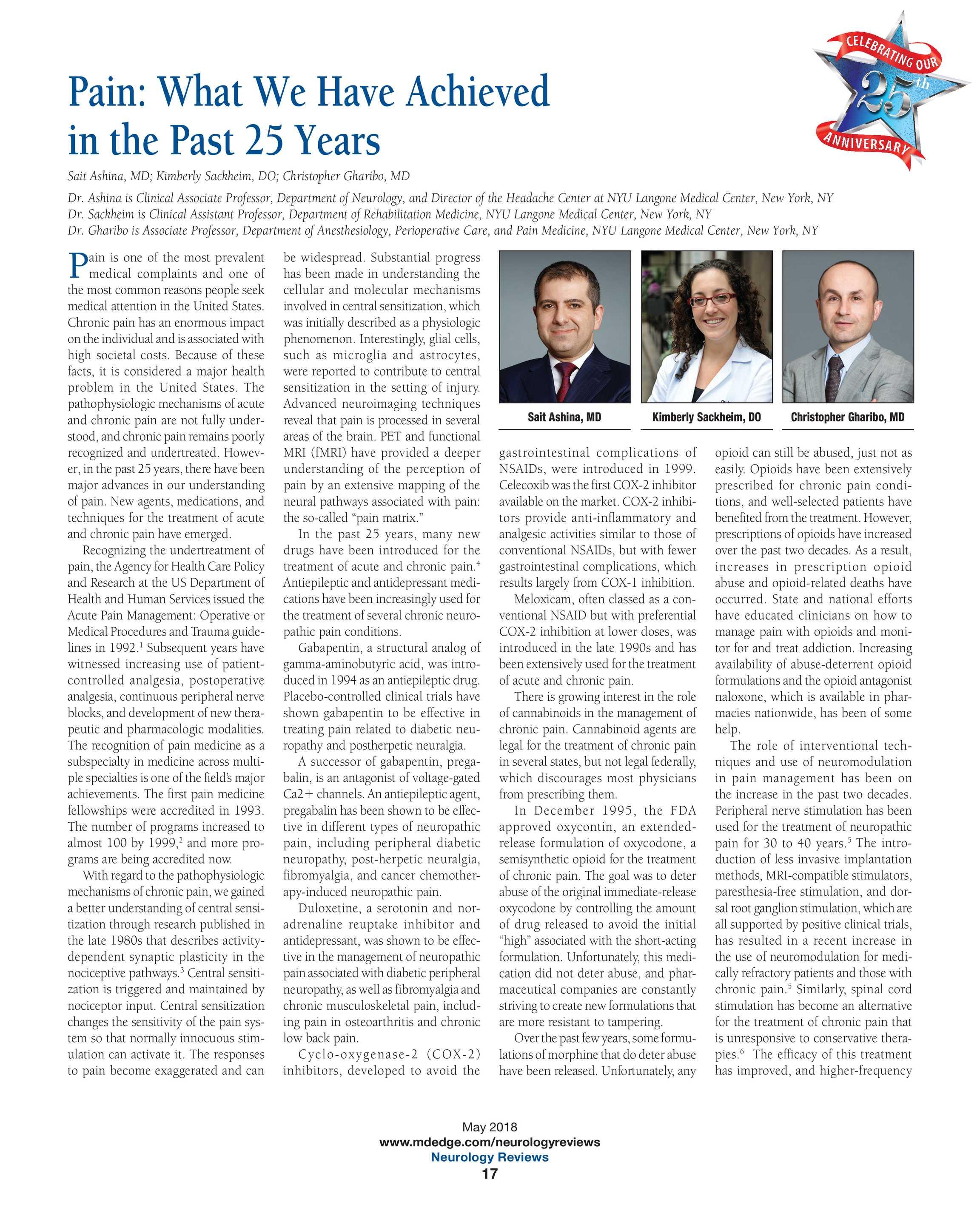 Neurology Reviews - NR MAY 2018 - page 17