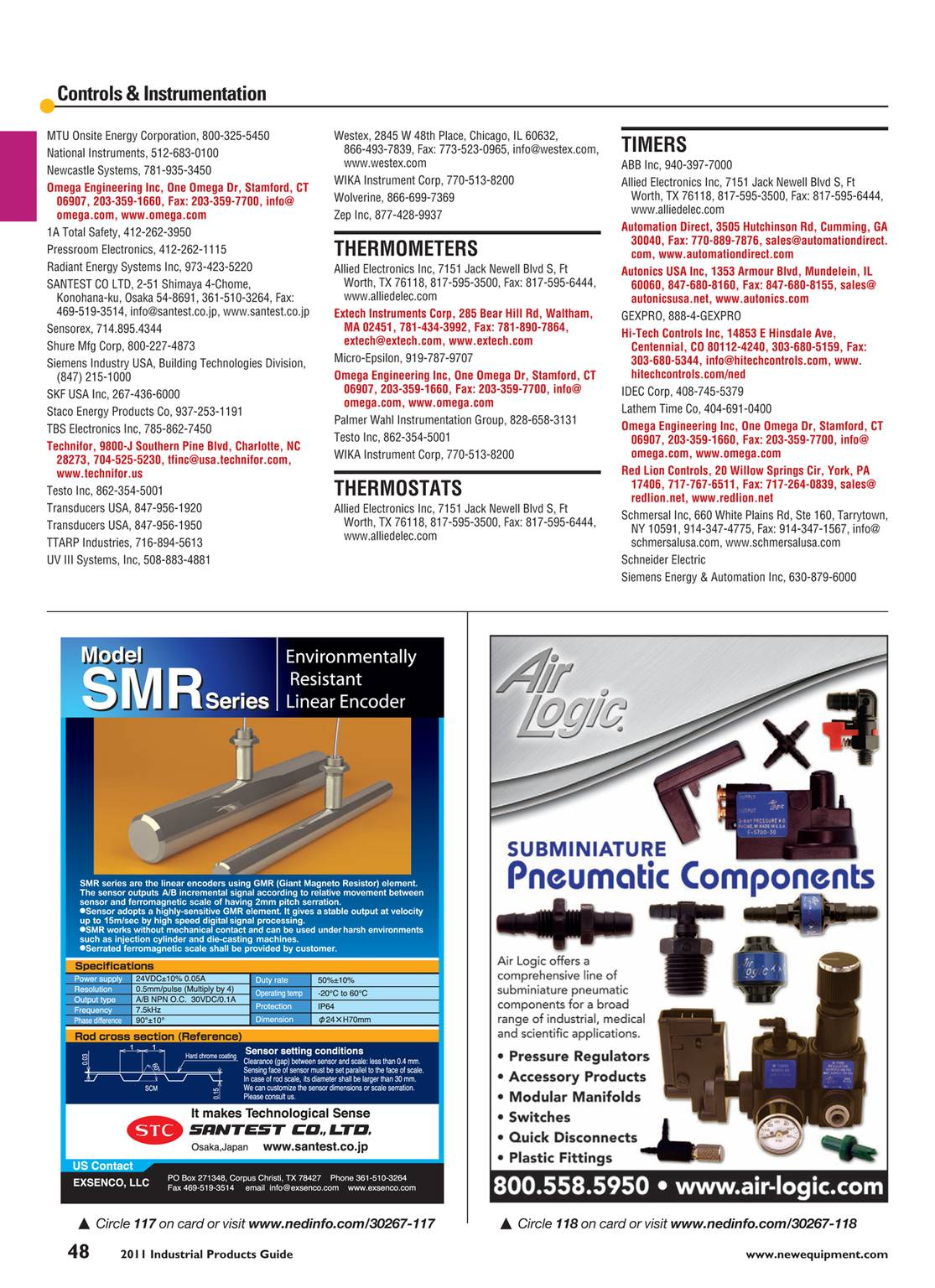 New Equipment Digest - Industrial Products Guide 2011 - page 49