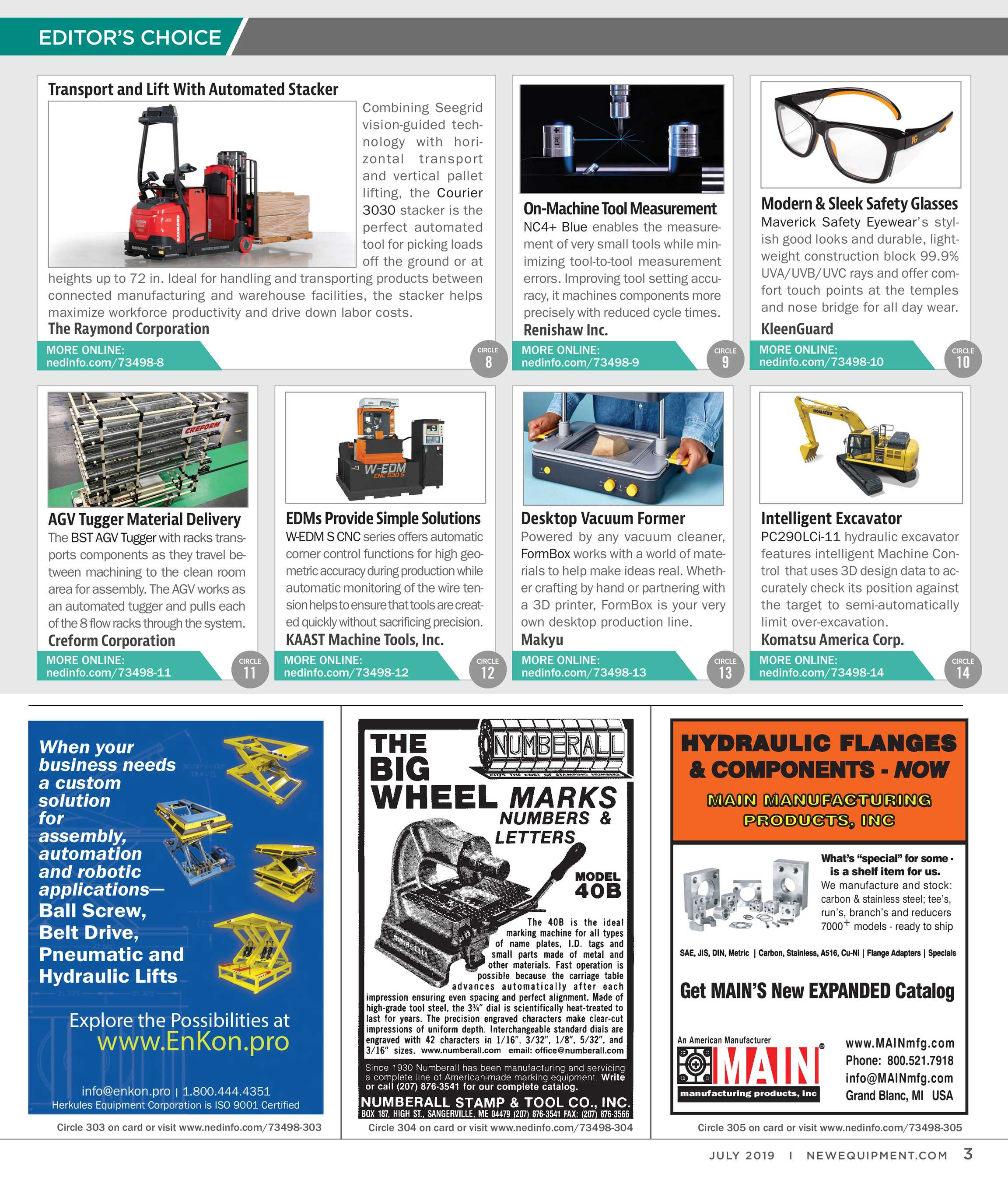 New Equipment Digest - July 2019 - page 3
