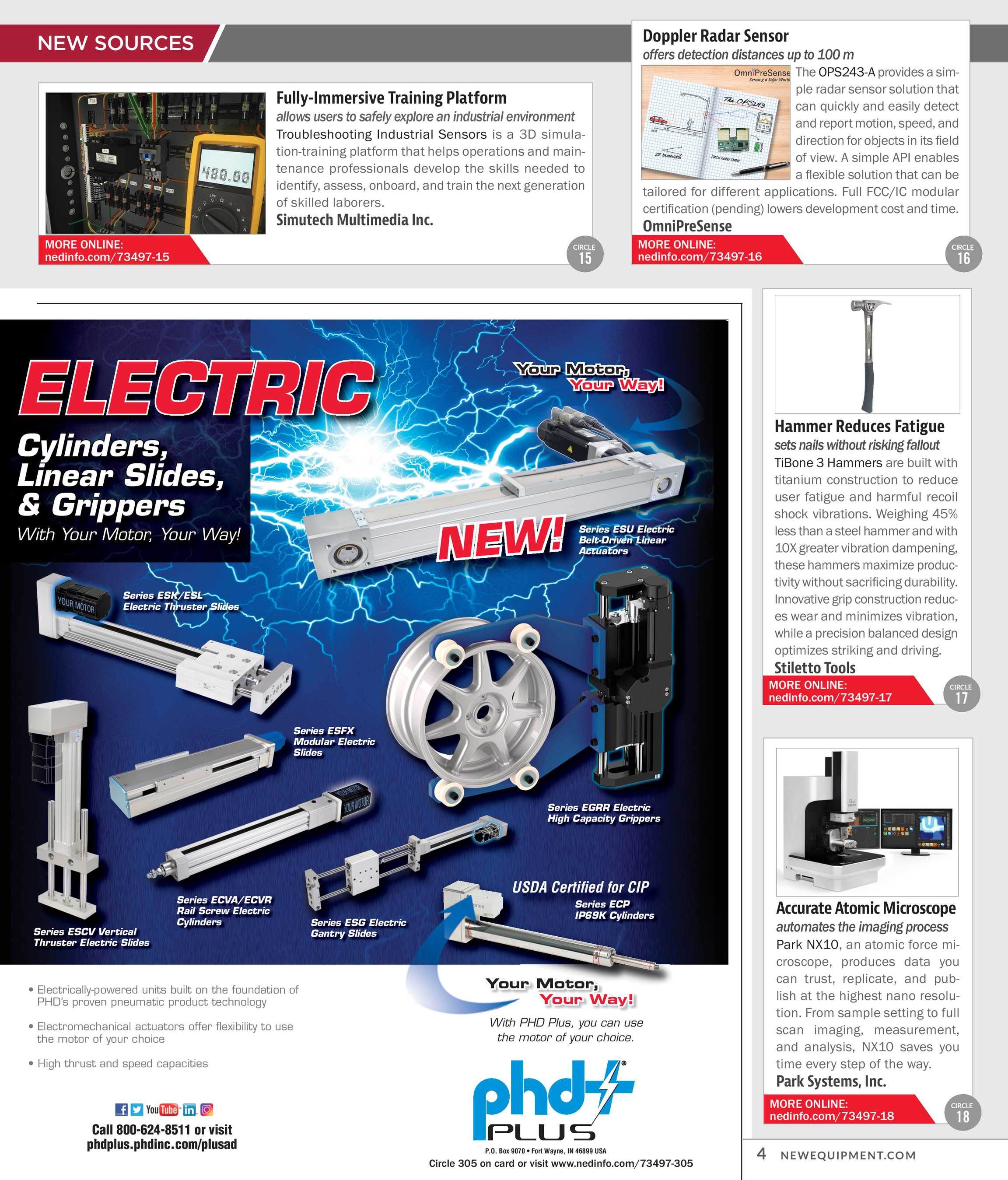 New Equipment Digest - June 2019 - page 4