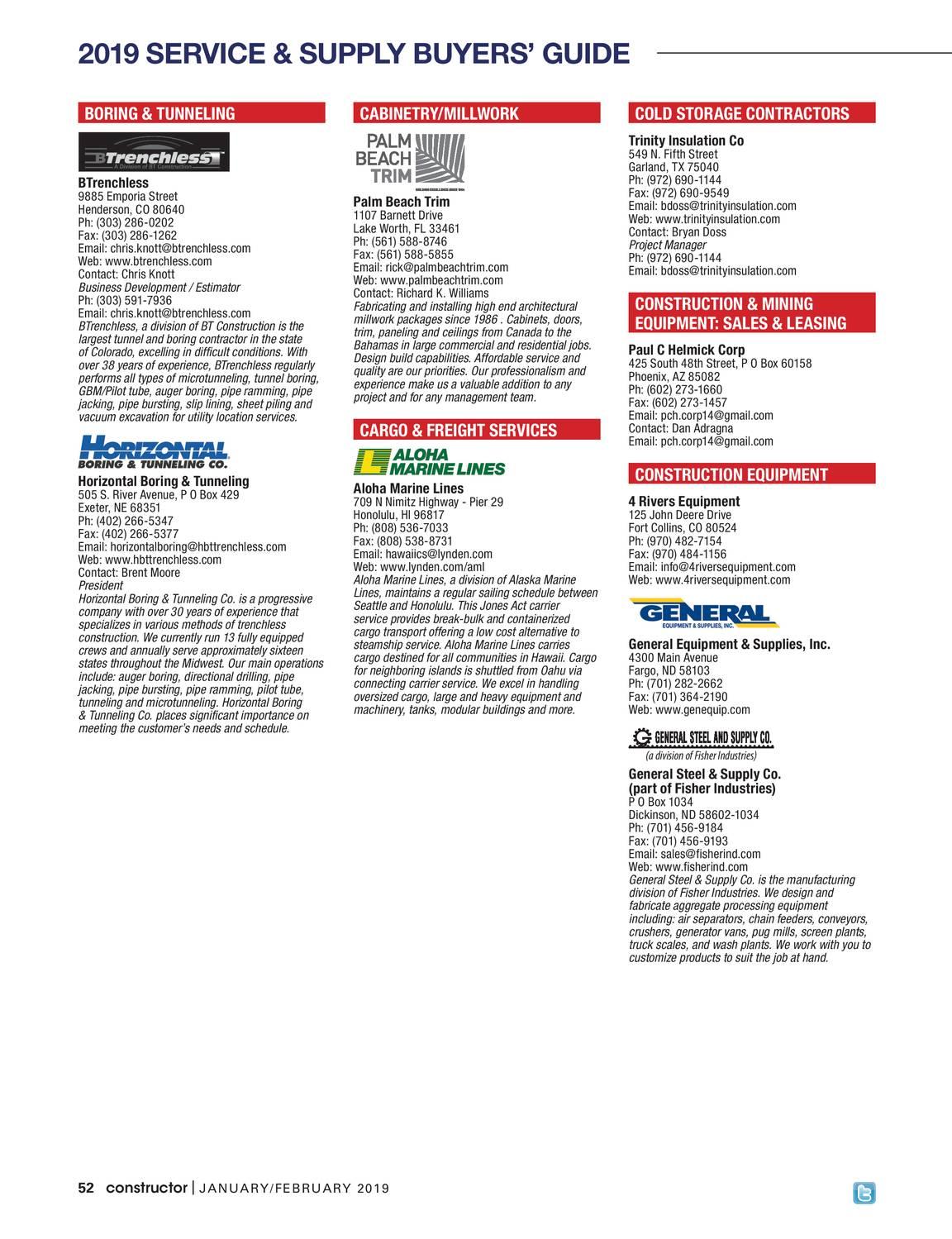 Constructor Magazine (NGCS) - January/February 2019 - page 55