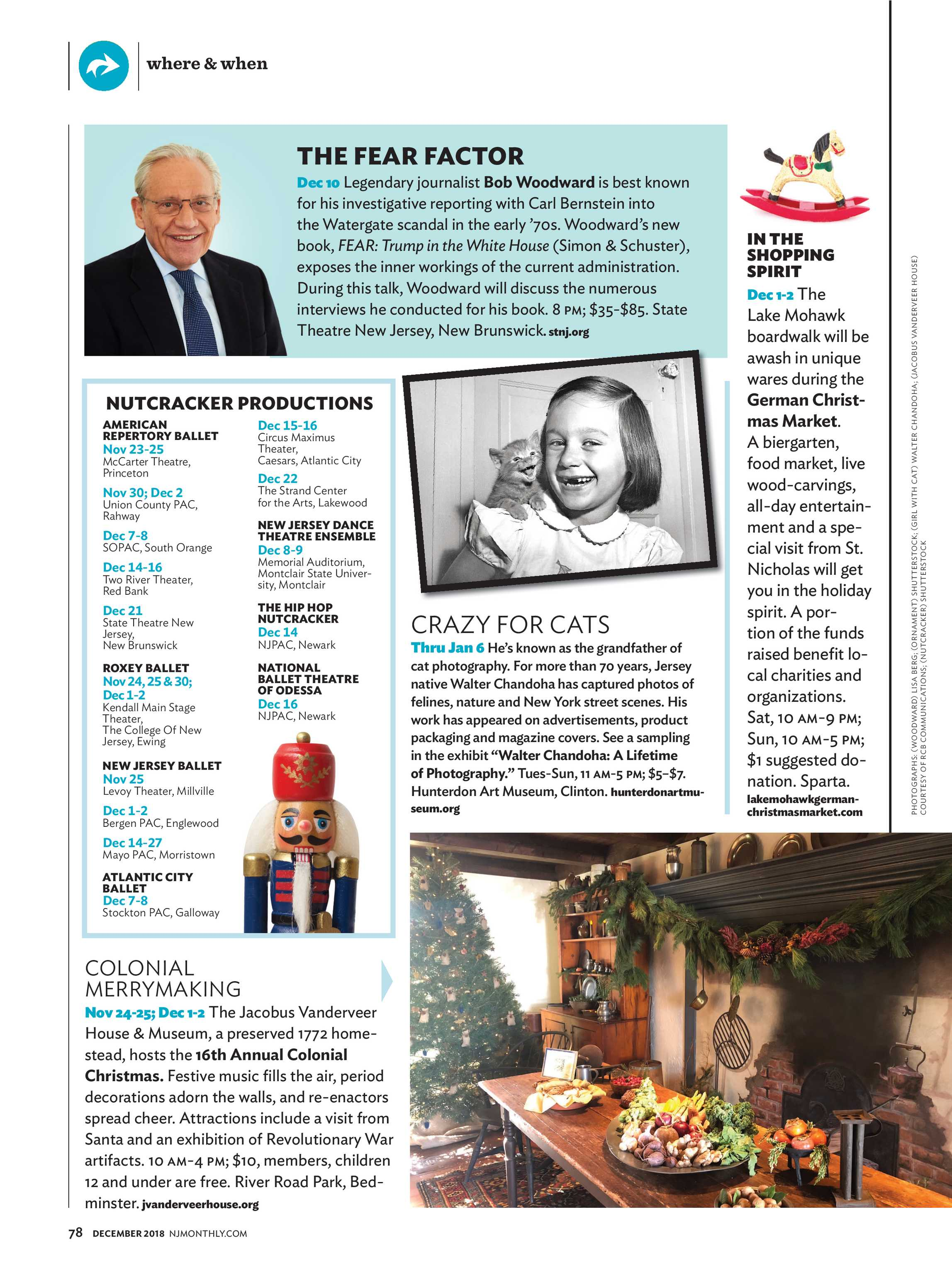NJ Monthly - December 2018 - page 78