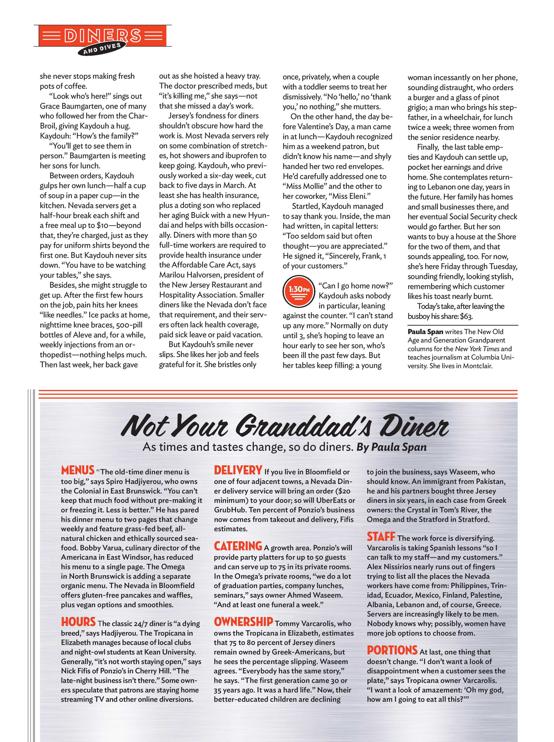 NJ Monthly - May 2018 - page 50
