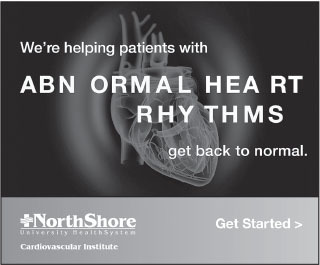 NorthShore Now - May_June 2018 - Cardiovascular Institute