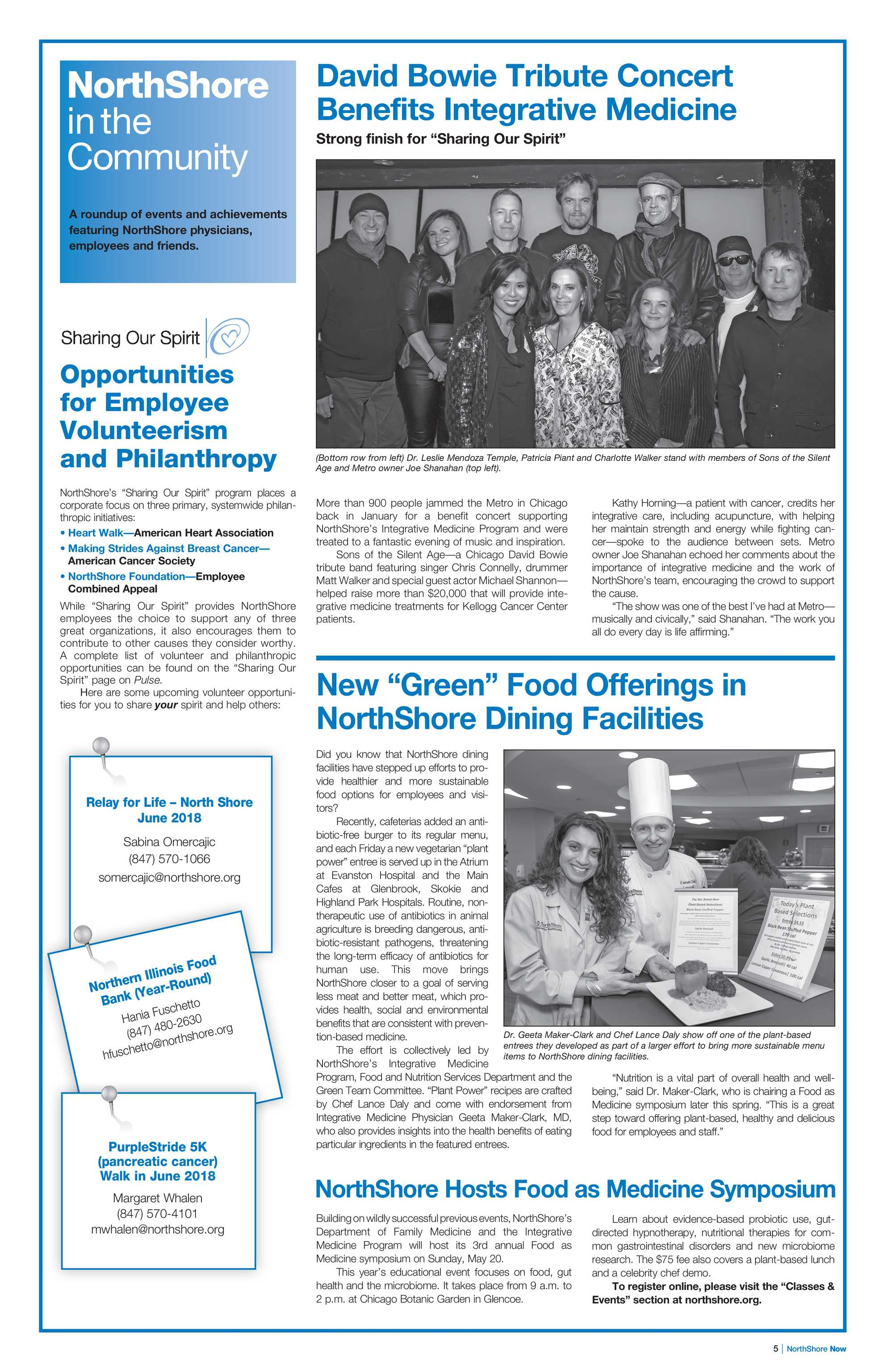 NorthShore Now - May_June 2018 - page 5