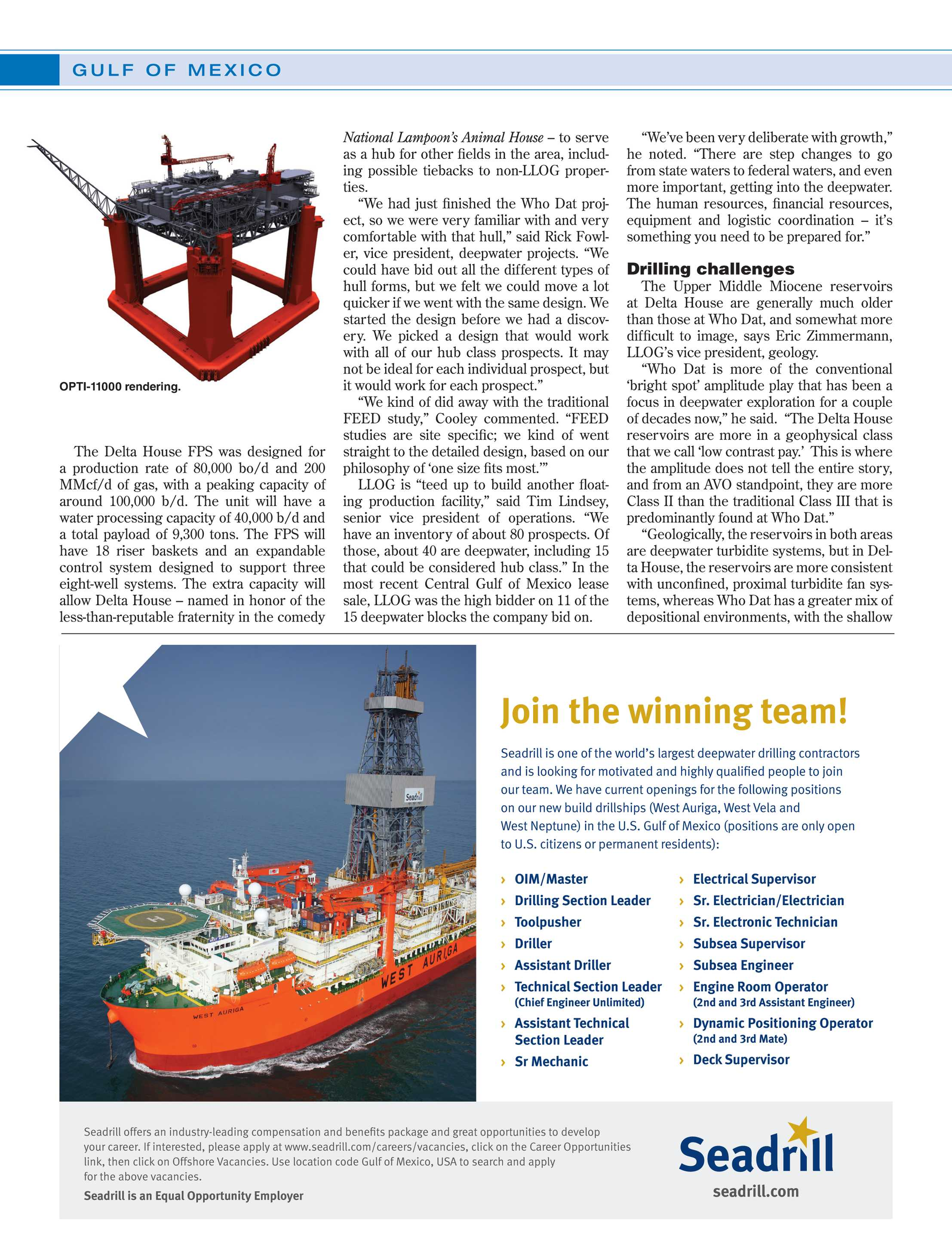 Offshore Magazine - June 2013 - page 46