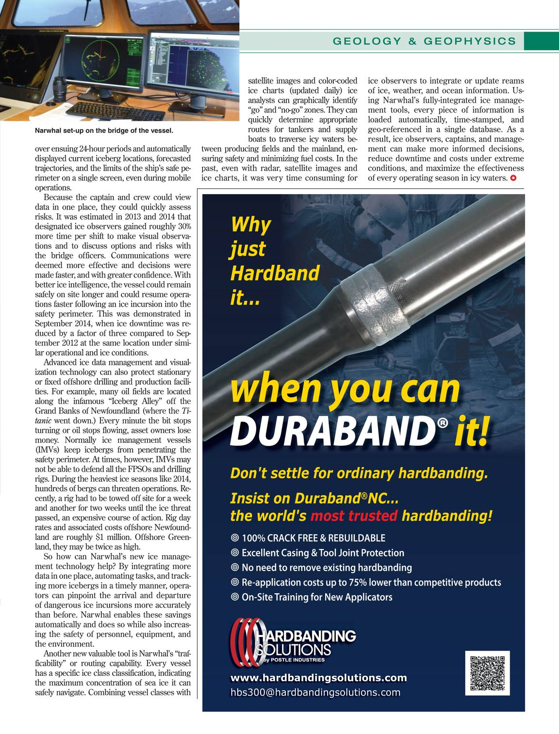 Offshore Magazine - February 2015 - page 66