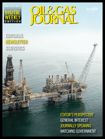 Oil & Gas Journal - March 21, 2016