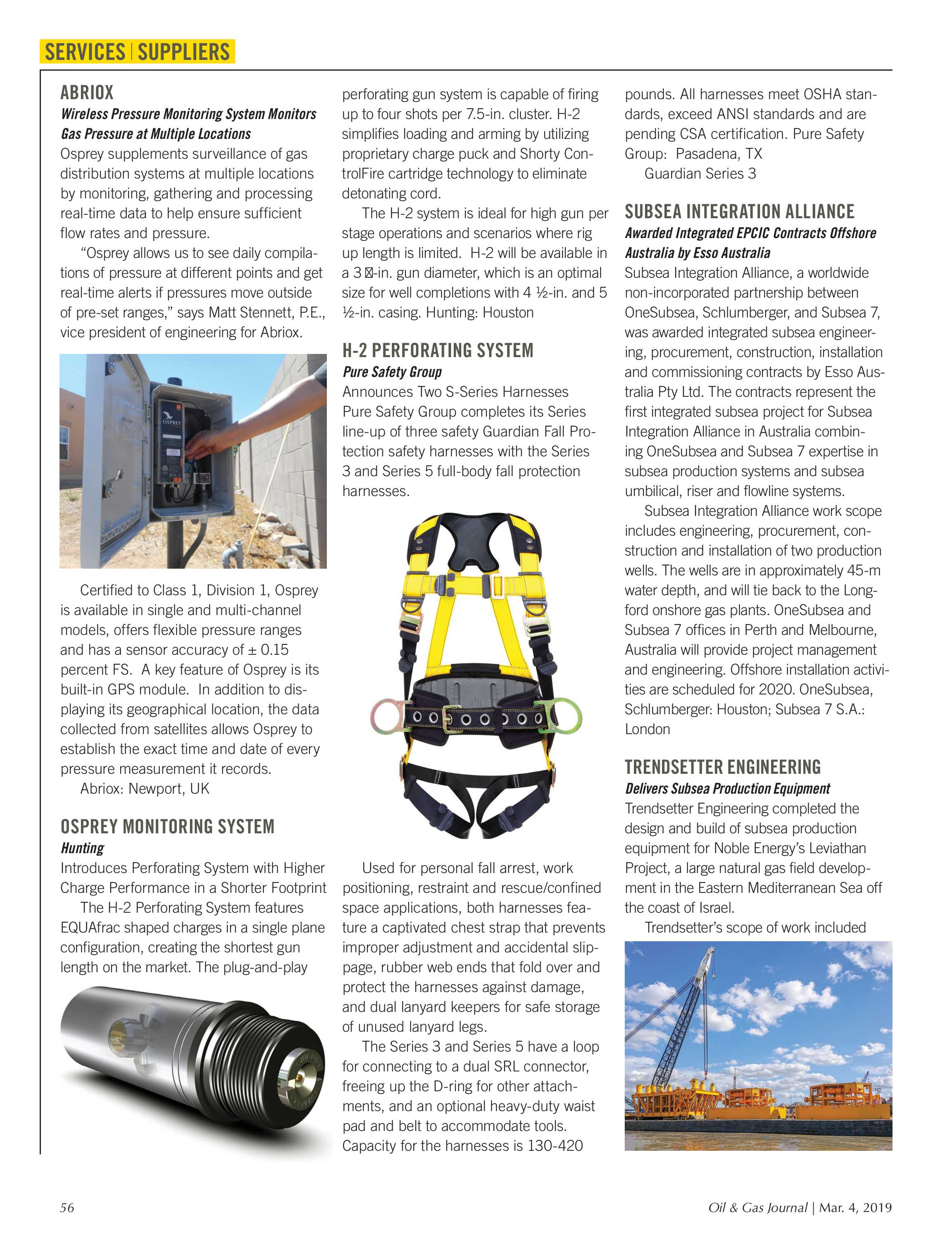 Oil & Gas Journal - March 4, 2019 - page 56