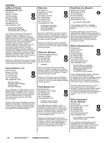 PEI Journal - Directory 2014