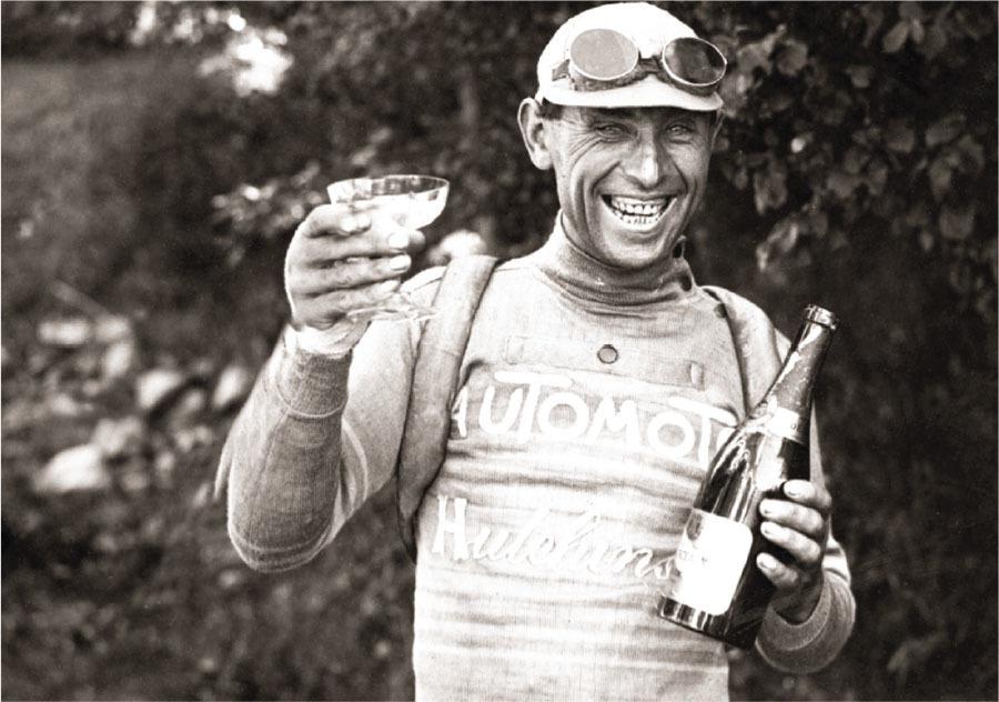 lucien buysse winner of the 1926 tour de france