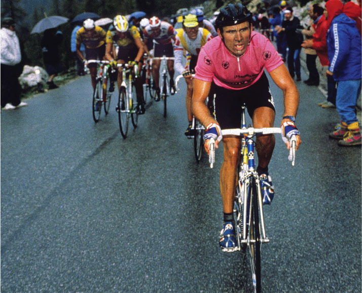 dutchman erik breukink defends his pink