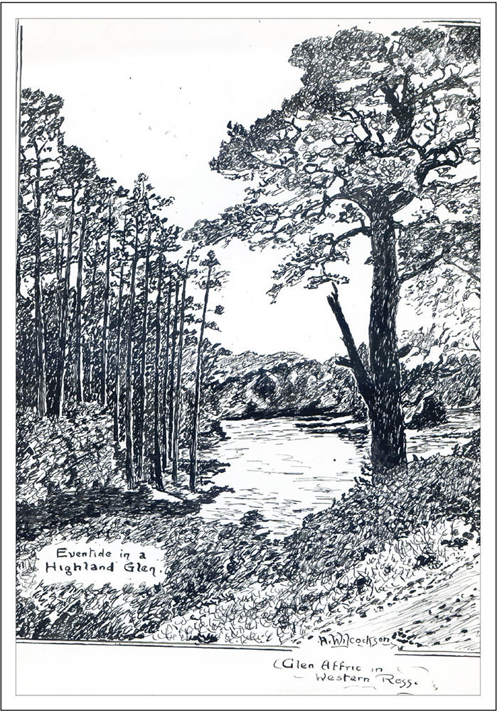 LOCH KATRINE STIRLING SCOTLAND AT SUNSET LAKE PAINTING ART REAL CANVAS PRINT