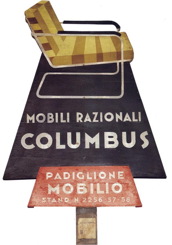 mobili razionali columbus