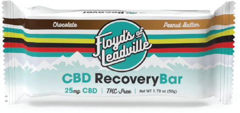 floyds of leadville chocolate peanut butter recovery bar