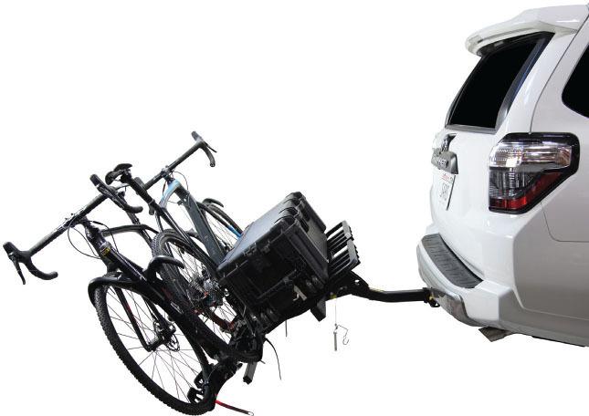 saris superclamp ex 2 bike cargo