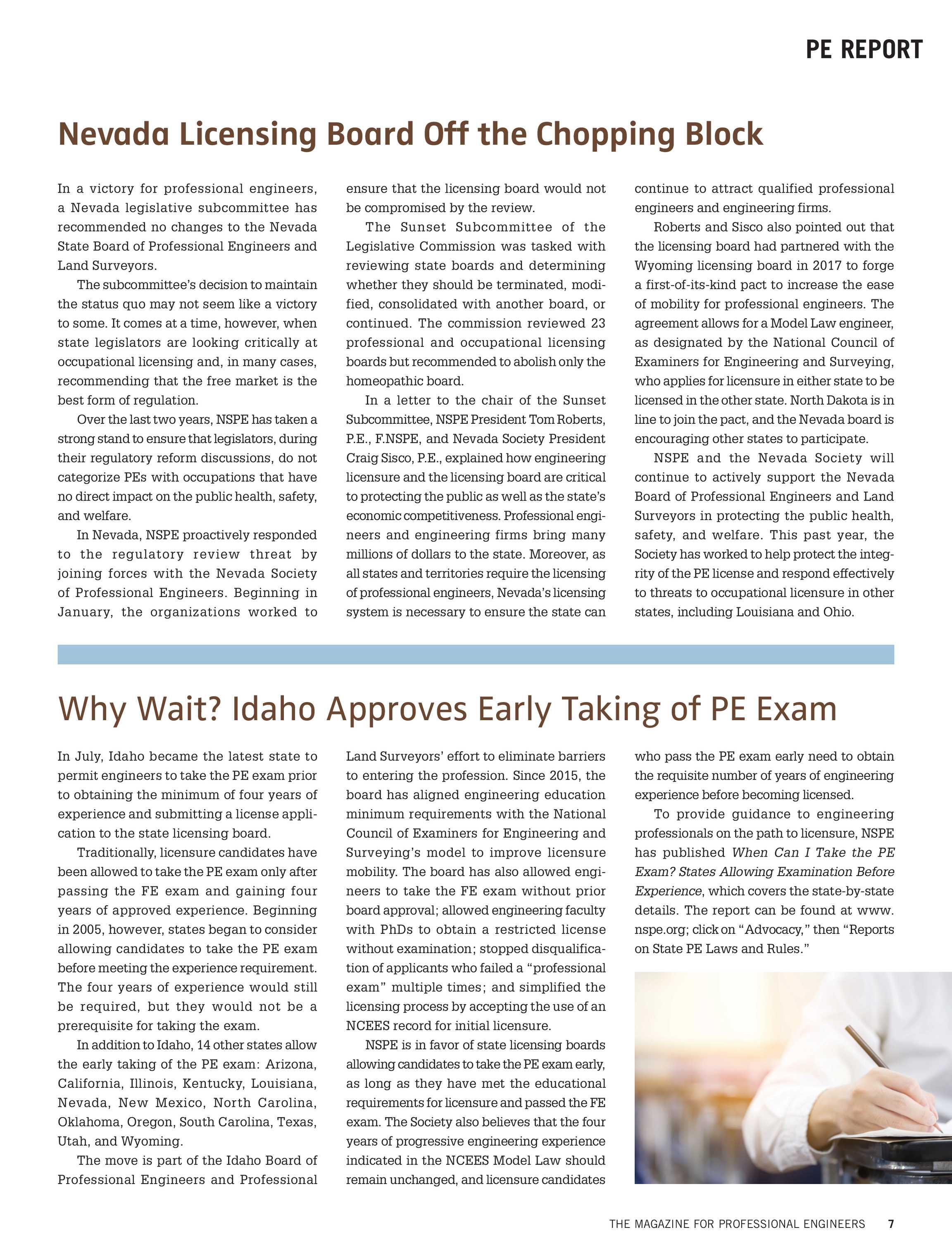 PE Magazine - September/October 2018 - page 7