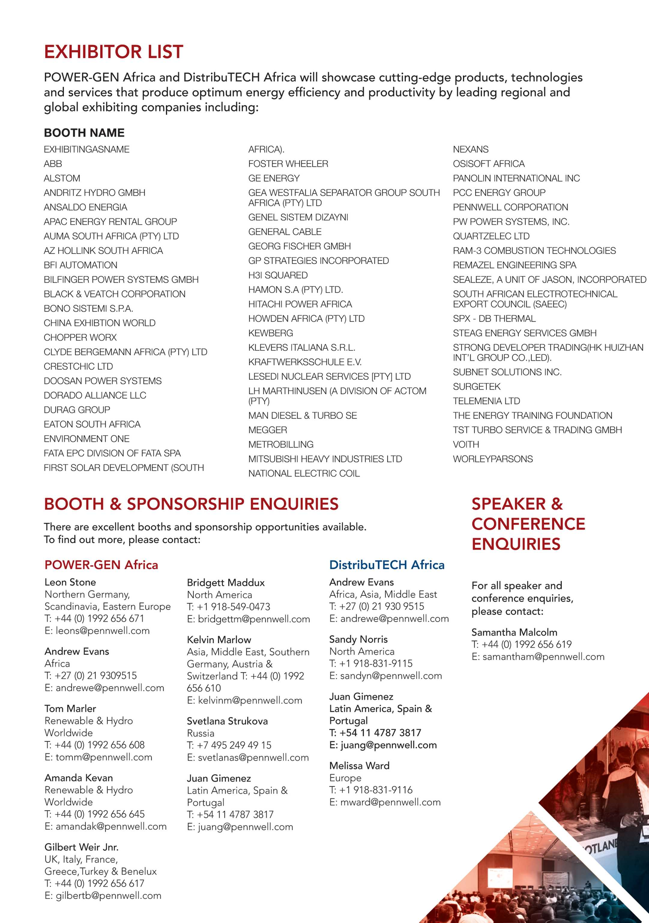 Pennwell Supplements - Power-Gen Distributech Africa 2014 - page 11