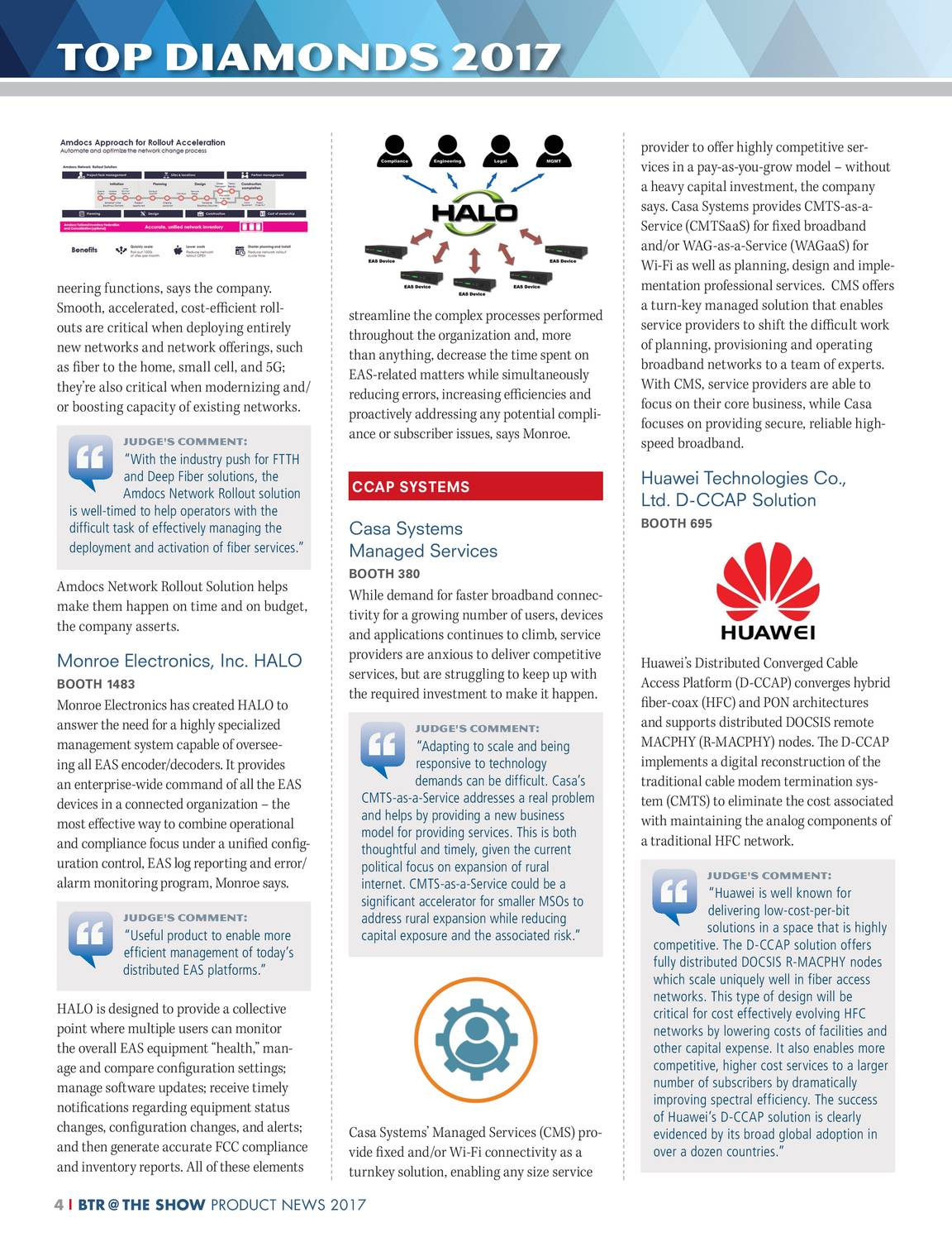 Pennwell Supplements - Broadband Technology Report 2017 - page 5