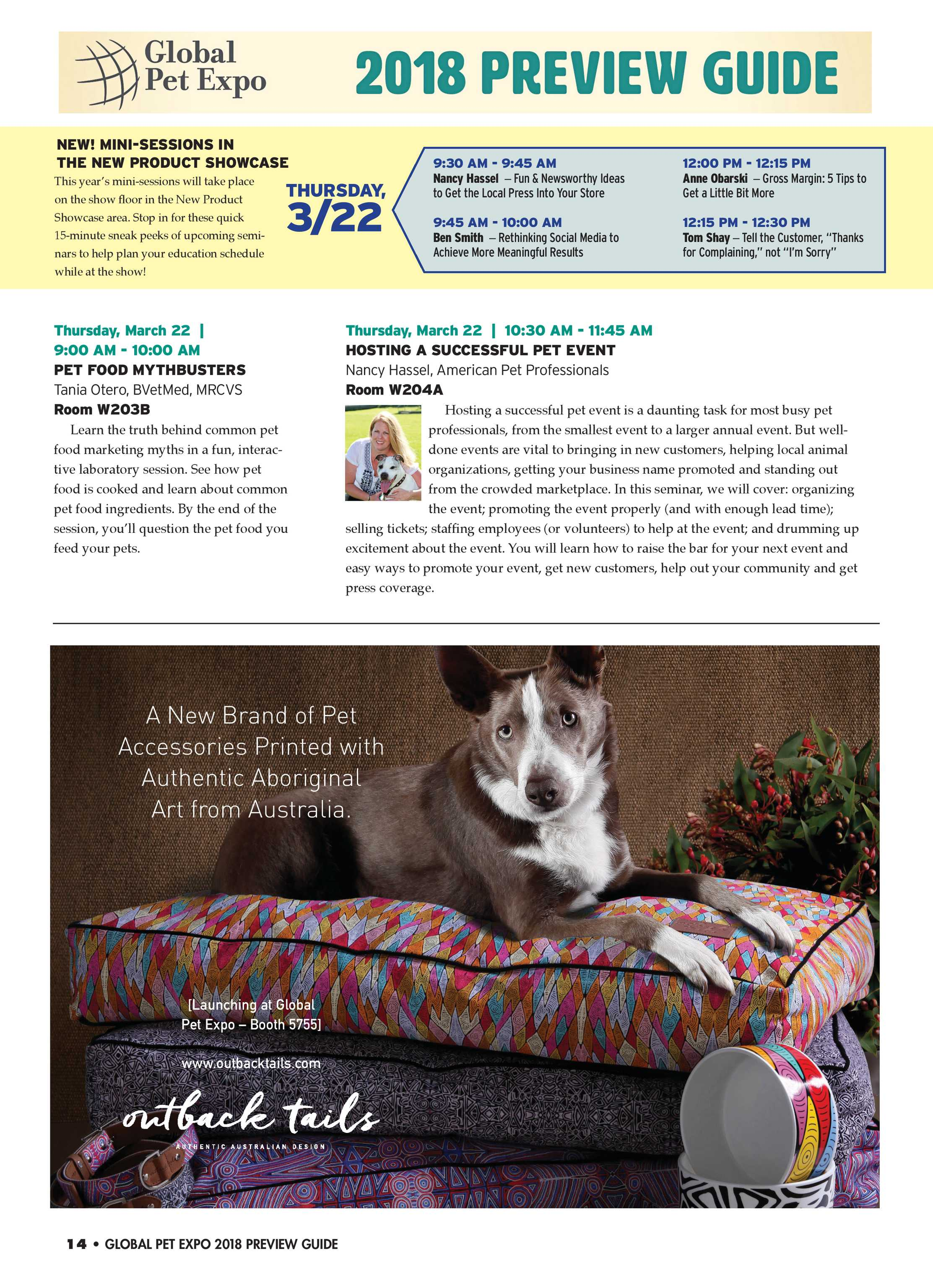 Pet Business - February 2018 - page 14