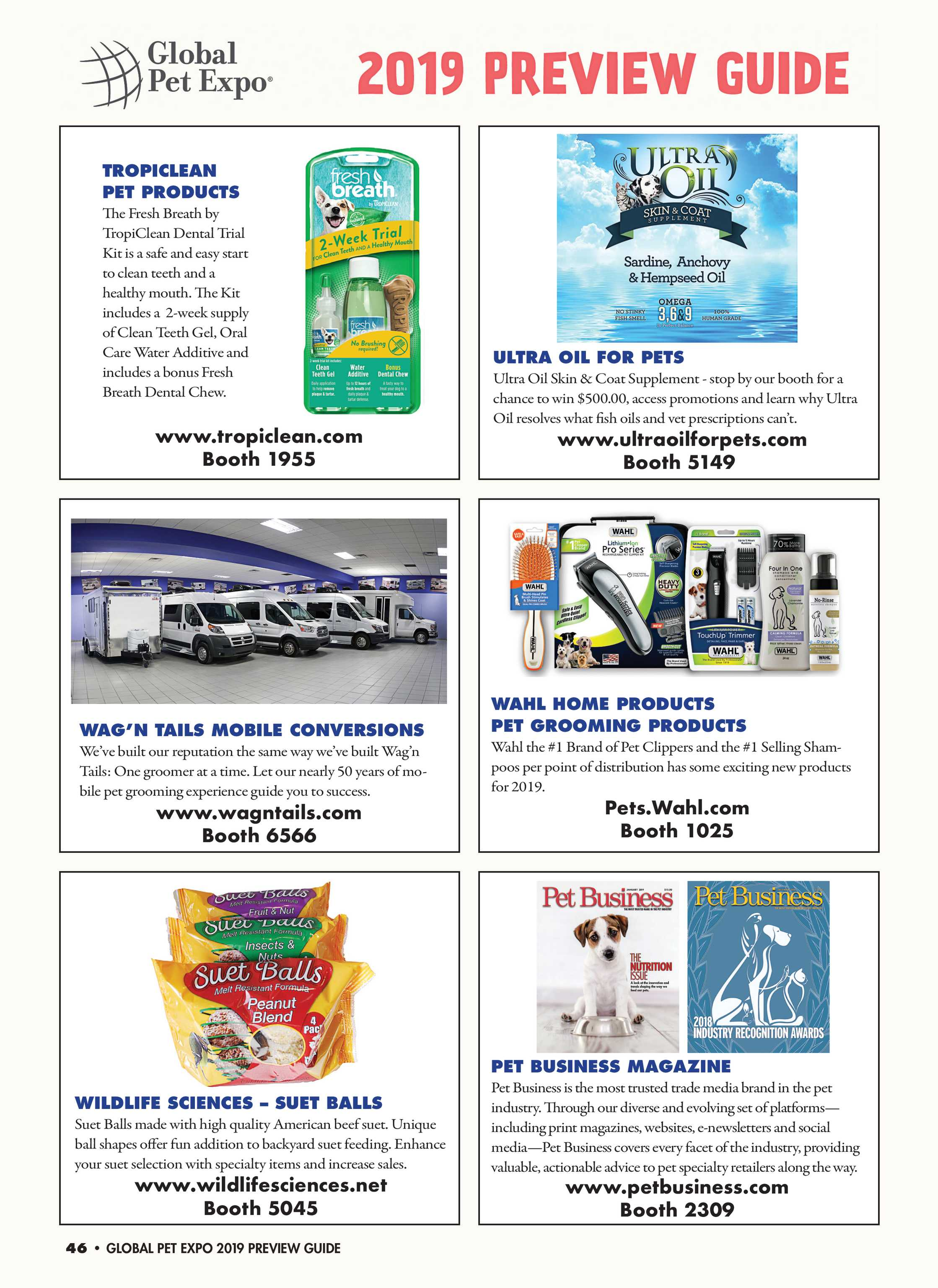 Pet Business - Global Pet Expo Preview Guide 2019 - page 46