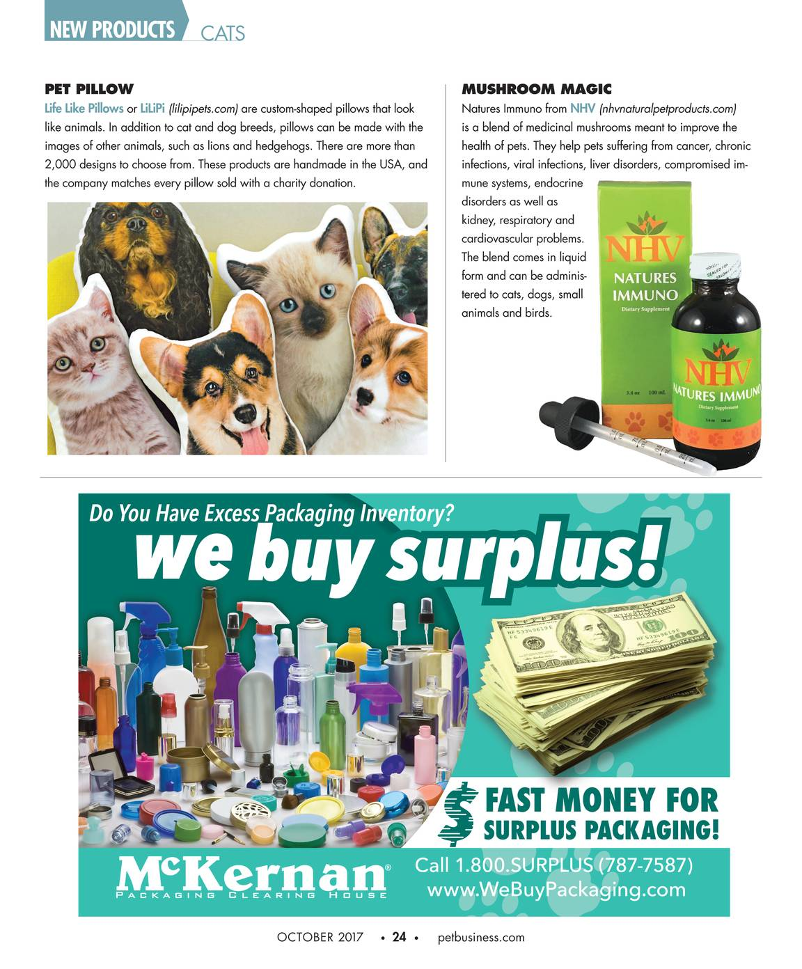Pet Business - October 2017 - page 24