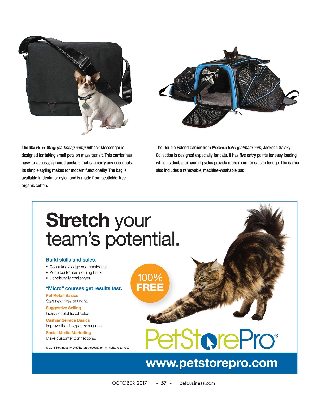 af73c165b5 Pet Business - October 2017 - page 57