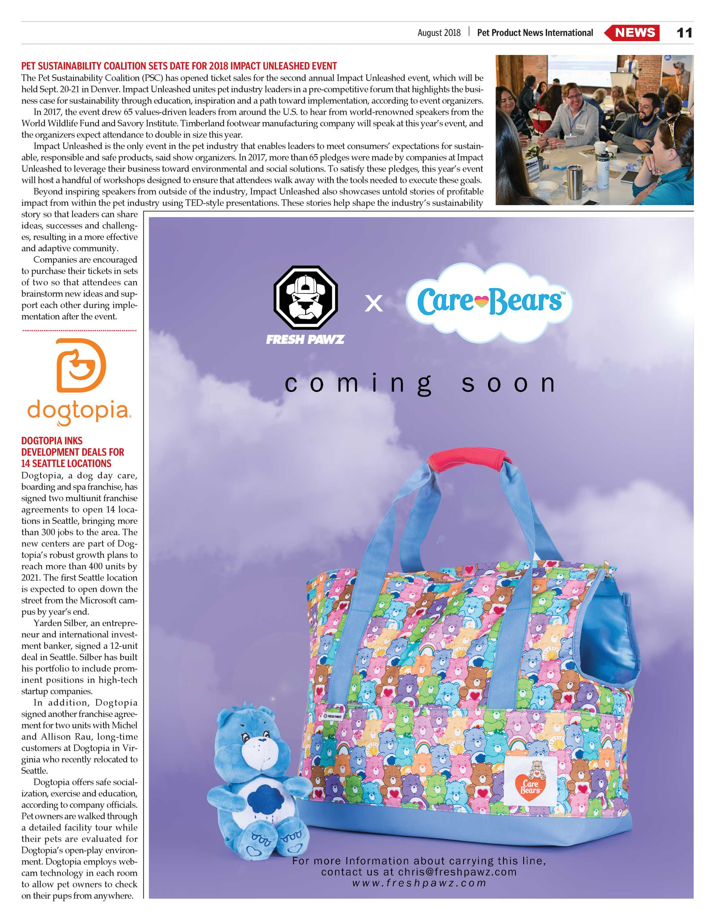 Pet Product News - August 2018 - page 11